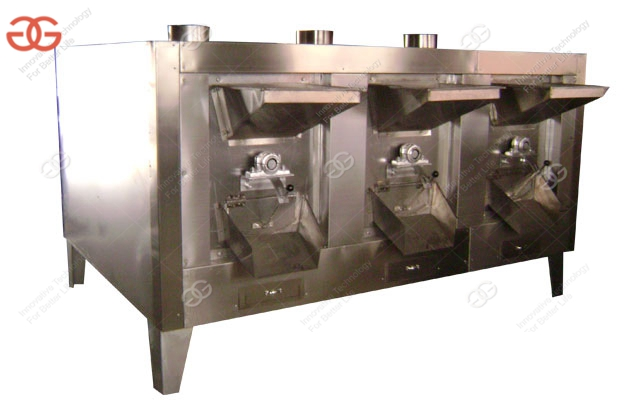 Commercial Peanut|Almond|Nut Roasting Machine Price