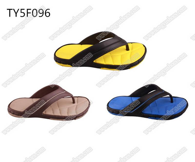 wholesale cheapest jinjiang quality men's beach slippers