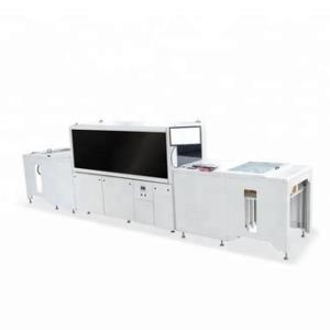 Digital Inkjet Spot UV lamination Coating with Foil Stamping Machine