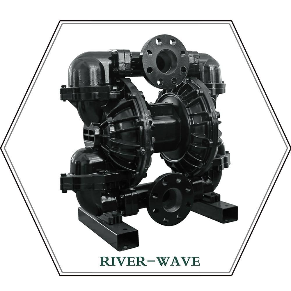 RV80 Pneumatic Diaphragm Pump