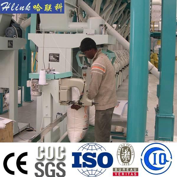 25kg Semi automatic flour packing machine China supplier 2016 hot sale