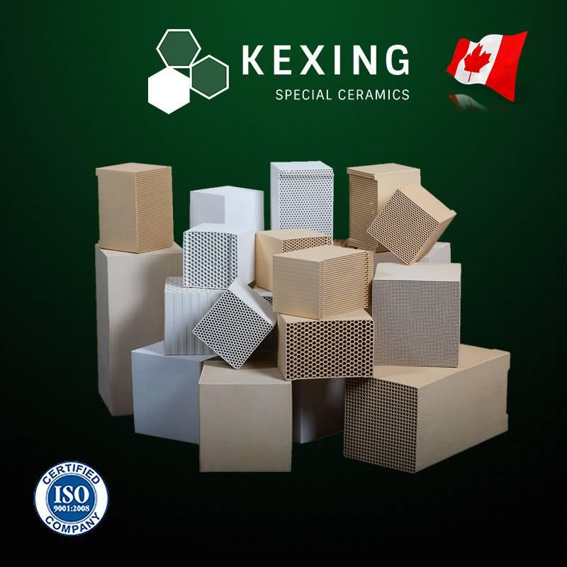 Corundum Honeycomb Ceramic Monolith