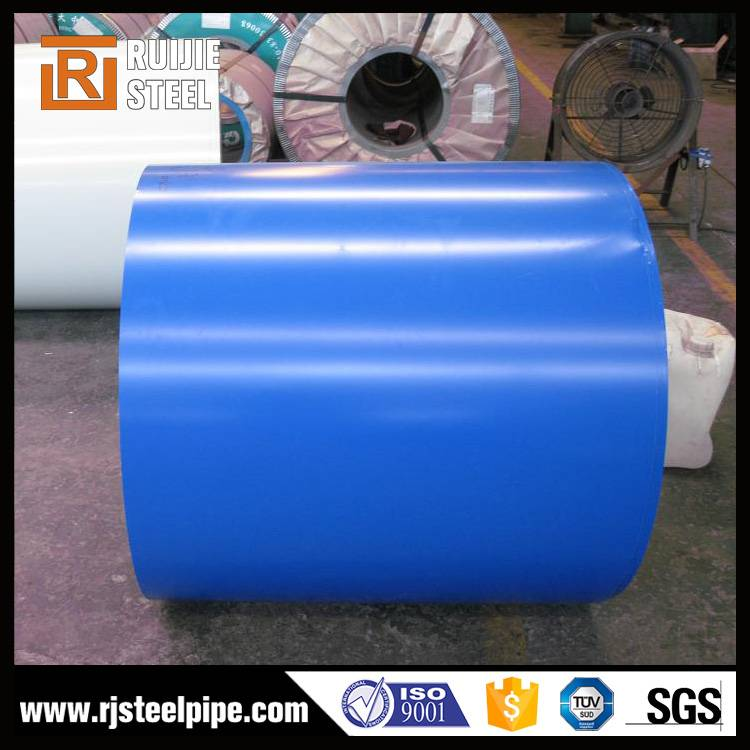 PPGI PPGL color prepainted galvanized steel coil