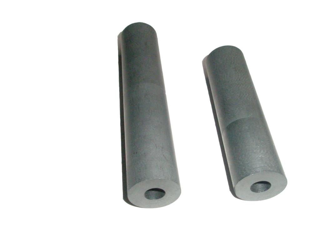 High Purity Graphite Tube Pipe block parts