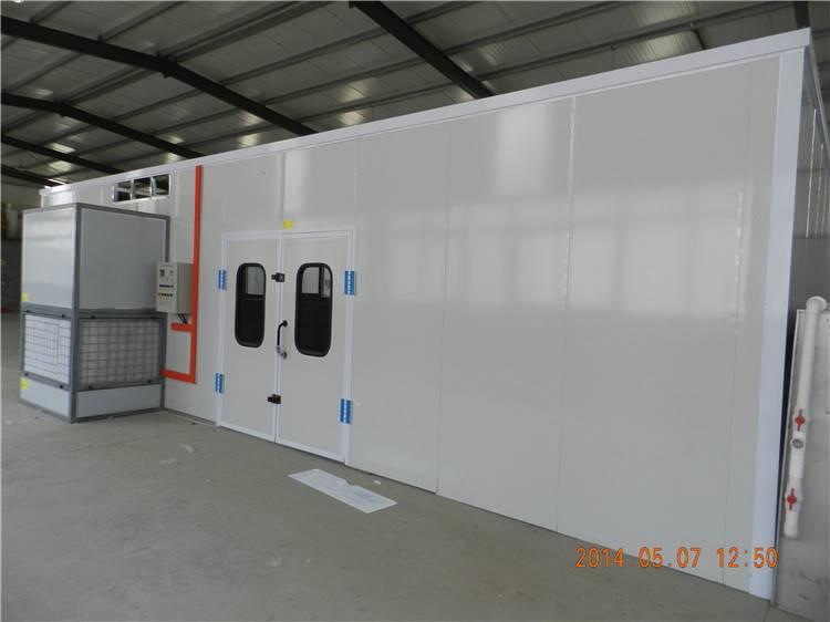 D Oriental DOT C5-3 large 20m bus truck industrial spray booth rellio heater
