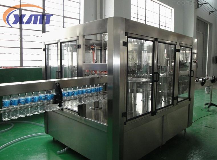 automatic 3 in 1 water filling machine