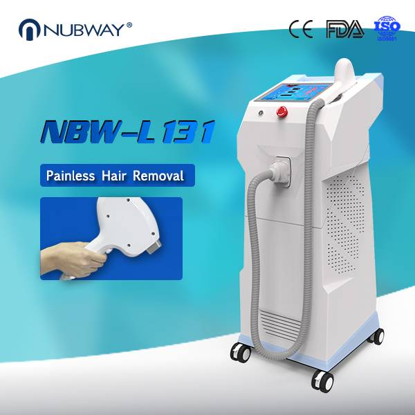 Germany high quality 808nm diode laser hair removal device