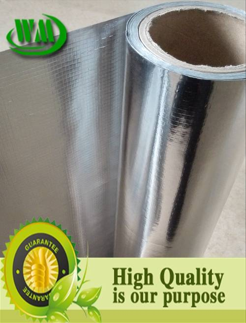 Heat insulation aluminum foil radiant barrier