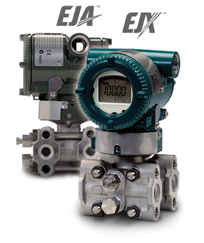 Yokogawa Pressure Transmitters EJA/EJX Series Product