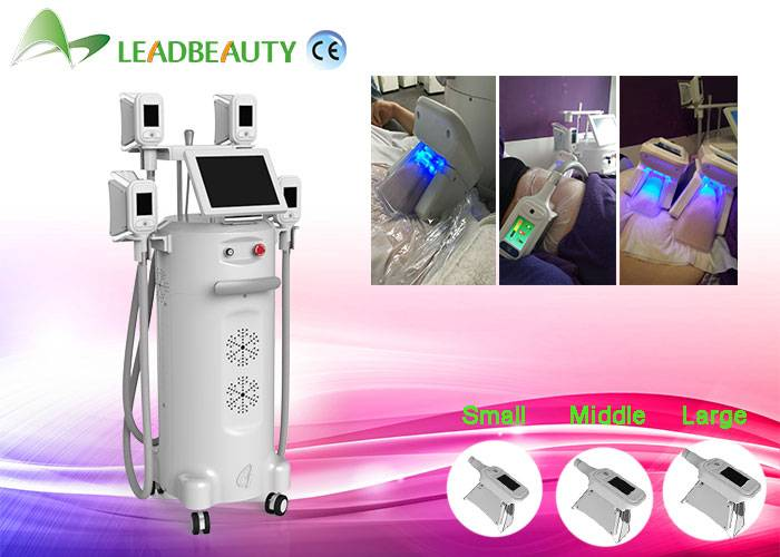Ice coolsculpting equipment , Professional cryolipolysis body slimming machine
