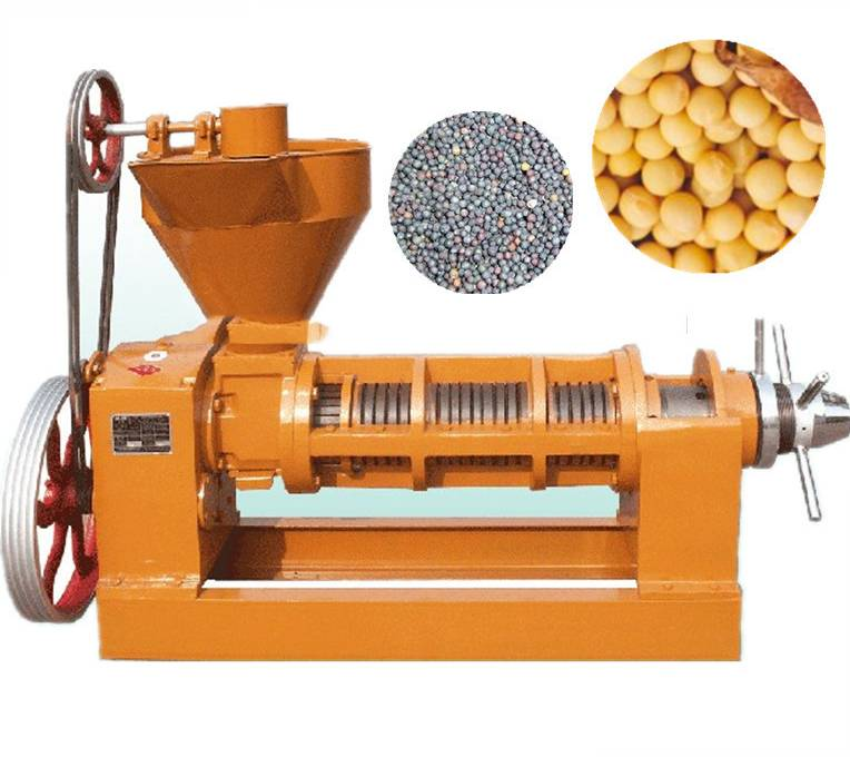 China factory direct sell soybean oil press machine