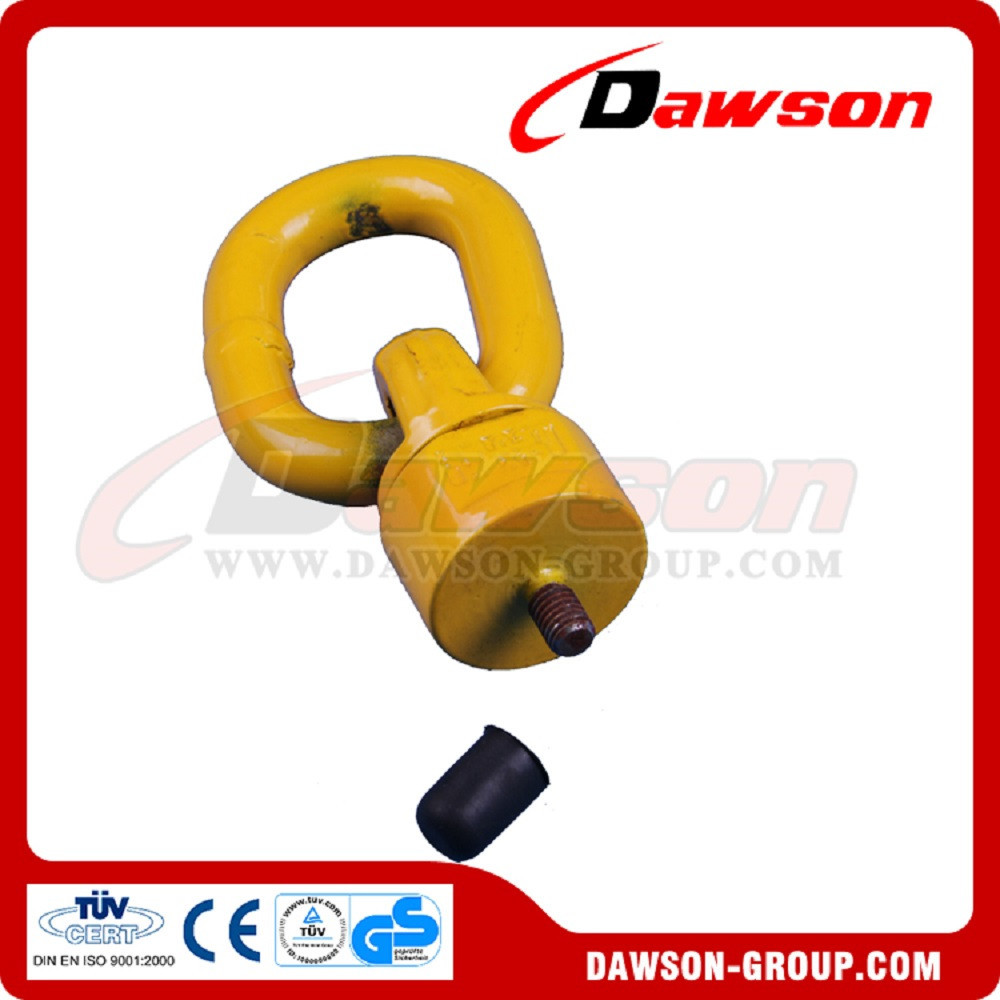 China Dawson Group G80 Multi-directional Lifting Swivel Eye-Bolt
