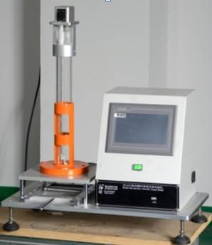 LCD ASTM Foam Spongy Ball Rebound Testing Equipment