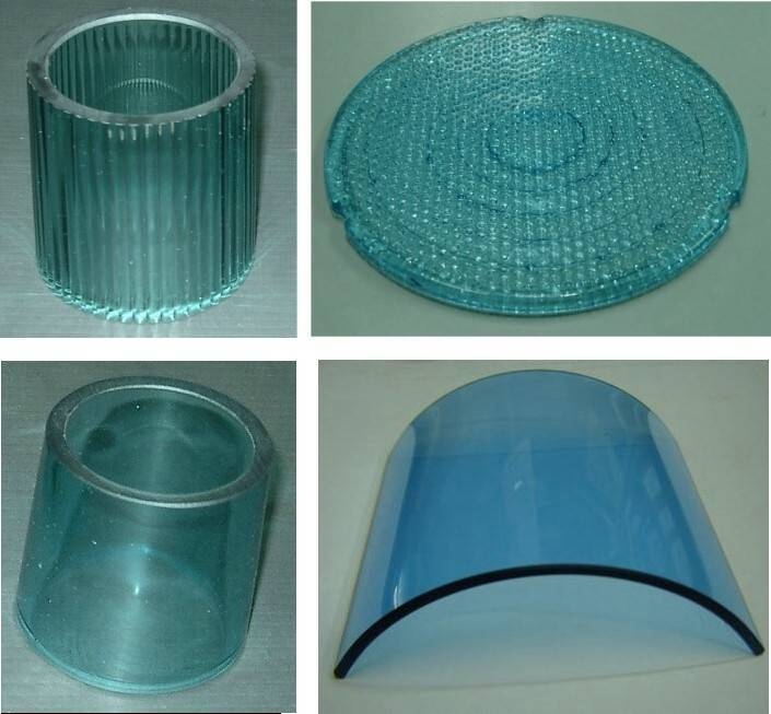 IR Absorbent Glass Filters
