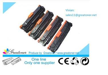 Toner Cartridge for HP CE410-CE413