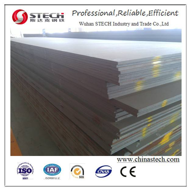 Alloy Steel Plate SPA-H for Containers