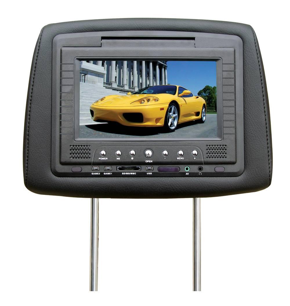 car headrest monitor JR-767