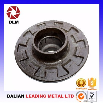 Casting and Machining Used on Cutting Machinery