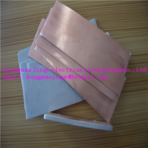 Super quality copper aluminum composite joint