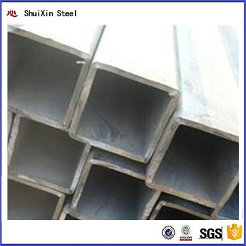 ASTM A500 GRB carbon square steel hollow section made in China