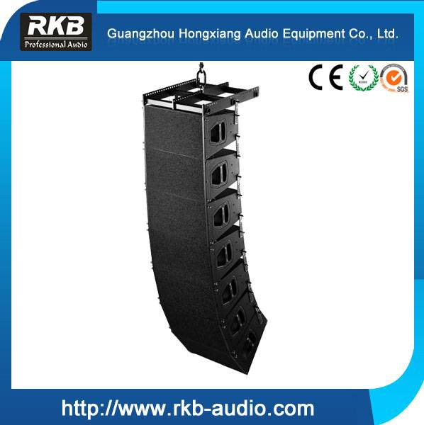 "Q1 double 10 "" 2 - way passive line array speakers"