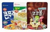 Cereals for light meal