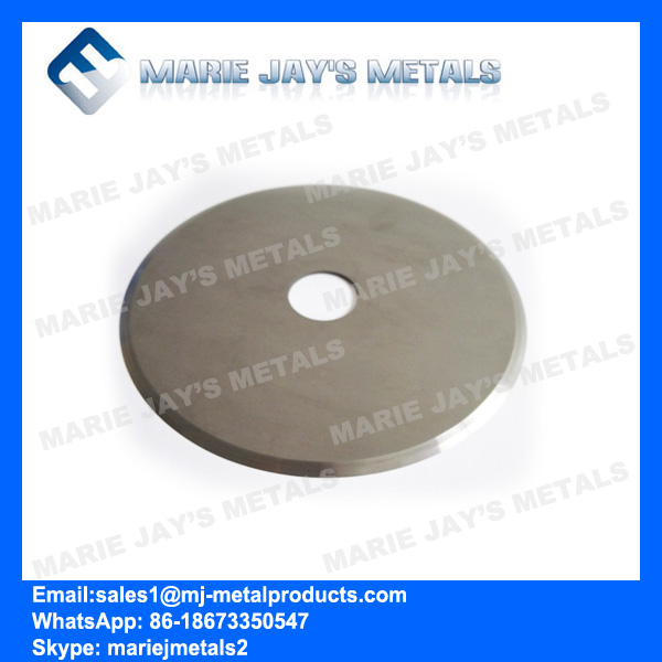 Tungsten Carbide Cutters for Metal