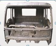ISUZU FTR CABIN SHELL ASSEMBLY