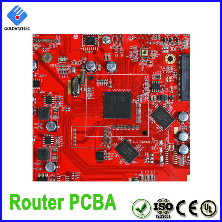 Customized Oem Eletronic Manufacturing Of Pcb and Pcba