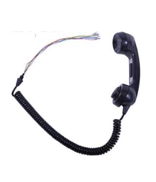 Most popular europe style product Old style phones corded telephone handset for rugged industrial