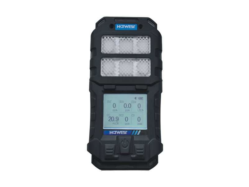 E6000 Multi 6 Gas Detector