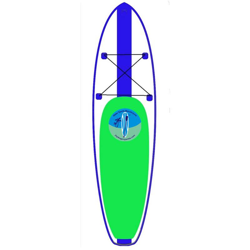 """joy dragon SUP 10'6"""" Stand up paddle board inflatable"""