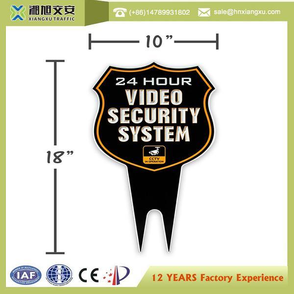 High quality International Aluminum Traffic Road Signs Factory