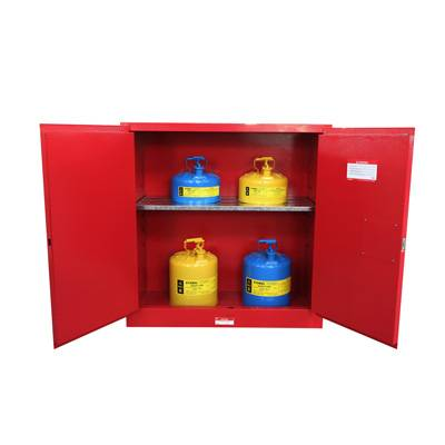 Combustible Cabinet(30Gal/114L),SYSBEL