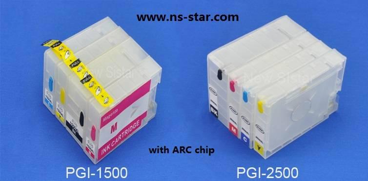 cartridge refills PGI-1500/PGI-2500
