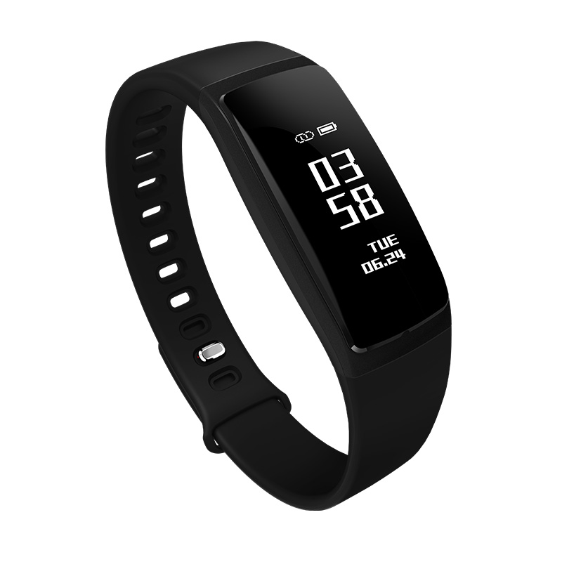 New hot selling IP67 waterproof heart rate monitor smart bracelet band