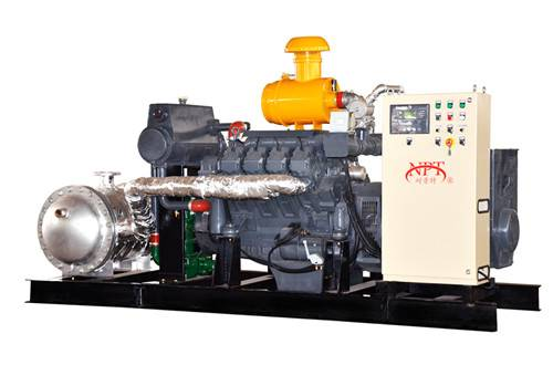 CE approved 200KW generator