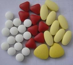 Healthcare Supplement Amino Acid Tablet L-Arginine 500mg