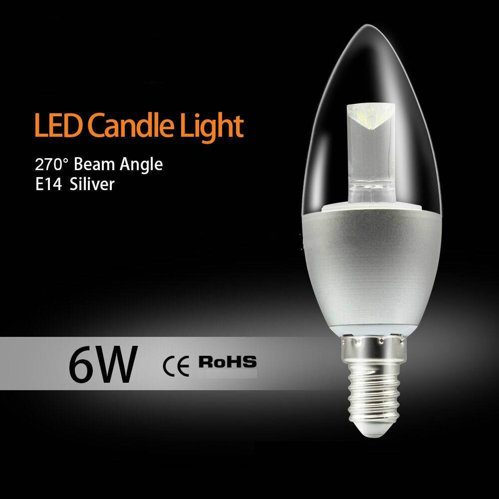 E14  led candle light