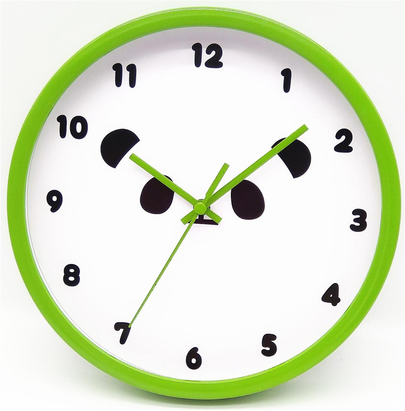 8 inch gift clock full color printing