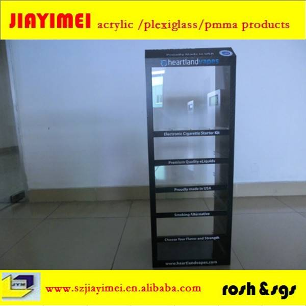 Acrylic products display show case /acrylic display case