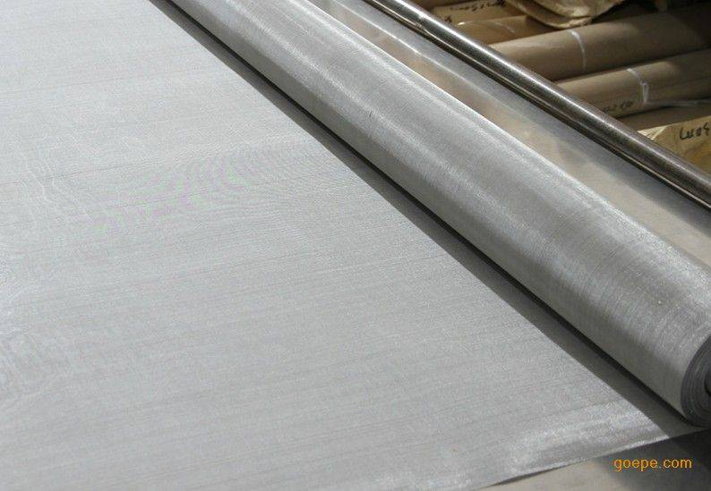 304/316/316L Stainless steel wire mesh