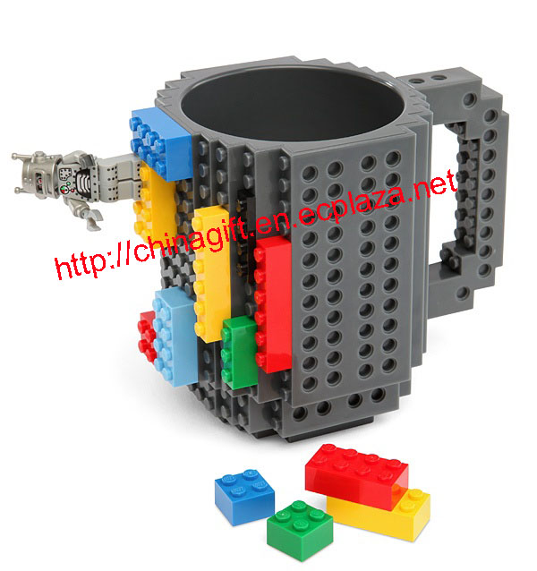 Build Brick Lego Block Mug