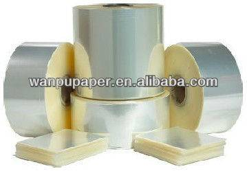 Very good air permeability cellophane paper roll for candle