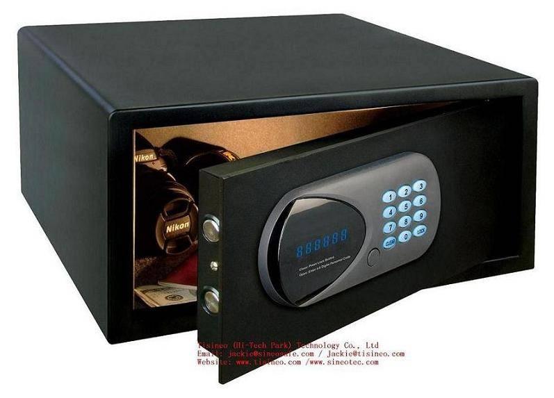 sineosafe-Hotel Safe Laptop Size SSVG 2043