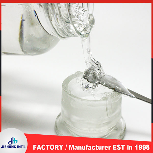 silicone sealant raw material ,low volatile matter hydroxy silicone oil/ Oh-terminated silicone poly