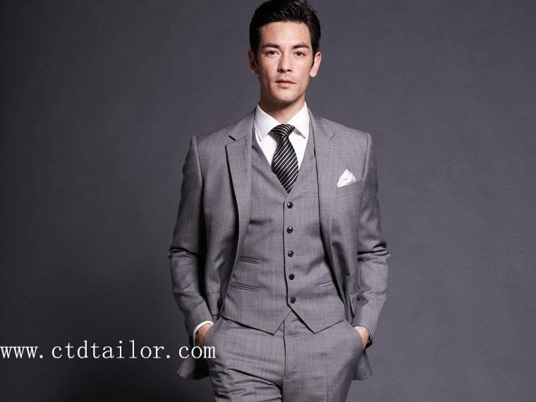custom made  suit