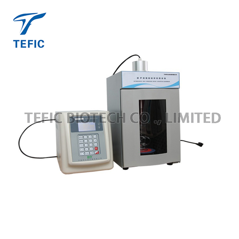 500-5000ml Hot Sale Ultrasonic Material Dispersor/Homogenizer Price
