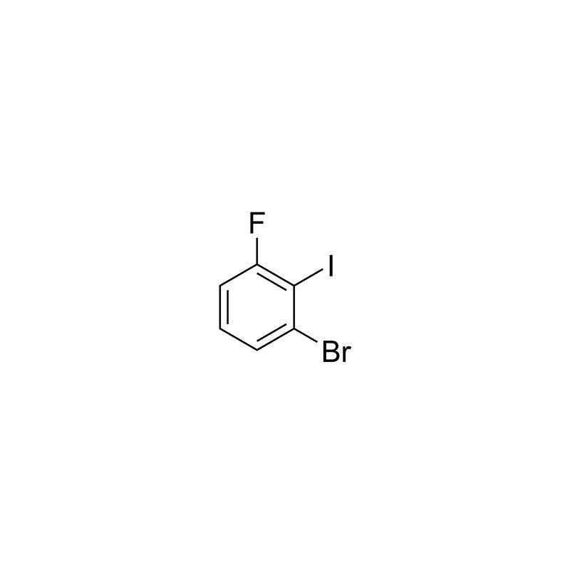 2-Bromo-6-fluoroiodobenzene CAS 450412-29-0 1-Bromo-3-fluoro-2-iodobenzene