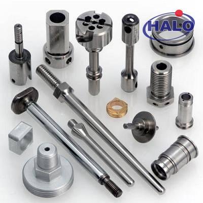 precision parts lathe machining
